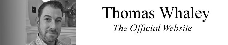 Thomas Whaley official website | Welcome to the official website of New York author Thomas Whaley.