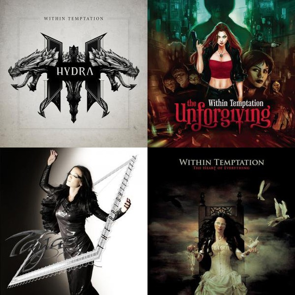 Within Temptation, a playlist by Carole Forax on Spotify