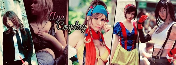 Aya cosplay