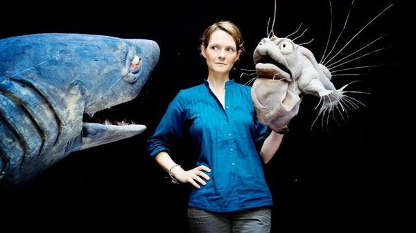 Pêche en eaux profondes : elle se bat pour sauver les poissons