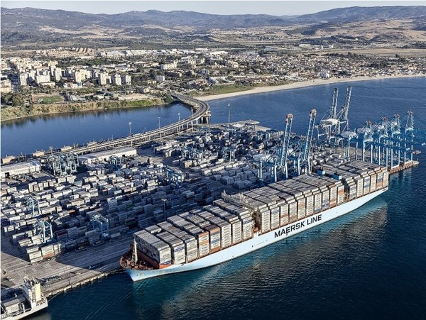 AP Moller - Maersk reports increase in Transport and Logistics Q2 revenue | Shipping