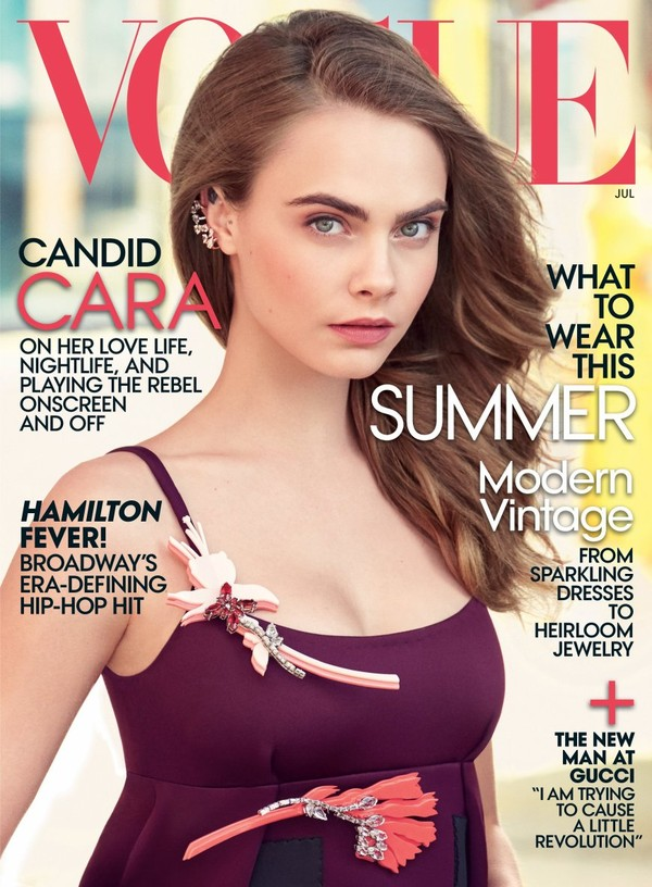 Cara Delevingne Opens Up About Her Childhood, Love Life, and Why Modeling Just Isn't Enough