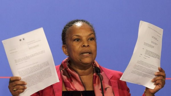Les documents qui trahissent Christiane Taubira