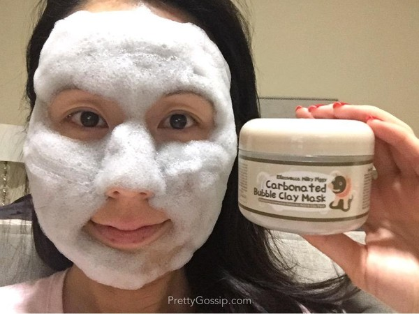 MS.DEAR Carbonated Bubble Clay Mask Bubbles Mud Mask
