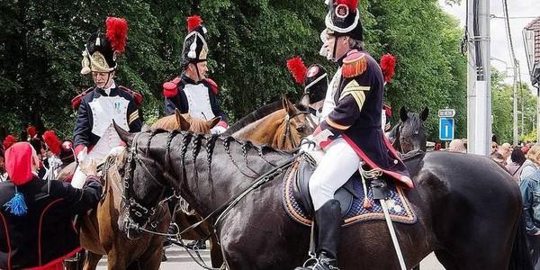 364ème Marche Saint-Roch de Thuin 19, 20 et 21 mai 2018