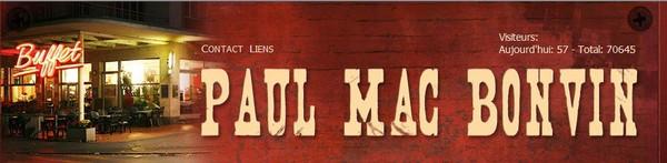 le musee du web :: Bonvin Paul Mac