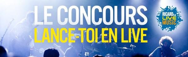 feeling - CONCOURS LANCE-TOI EN LIVE