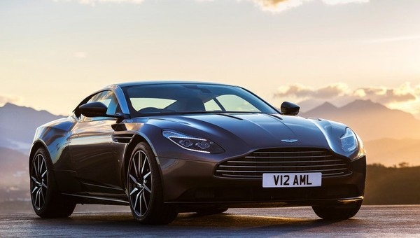 Aston Martin DB11 first drive review