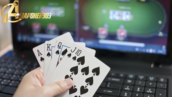 Situs Poker Uang Asli Android Terpercaya