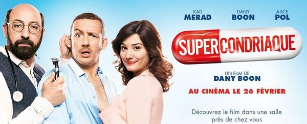 Avant-Premières du Film Supercondriaque - AlloCiné