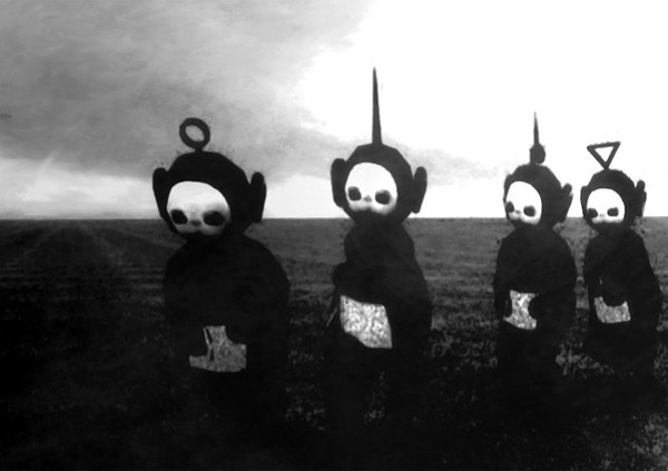 Quite genuine information on black teletubbie - NICE PLACE TO VISIT