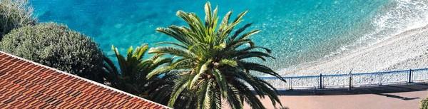 Déplacements sur la Côte d'Azur, les mythiques nationales du bord de mer à proximité de Nice Côte d'Azur