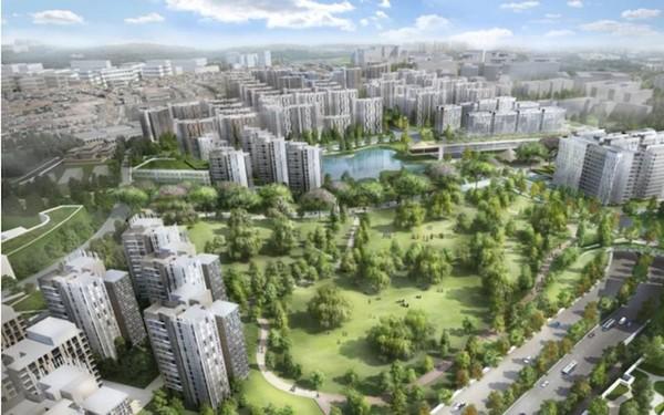 The Woodleigh Residences – New Condo Near Bidadari By Singapore Press Holdings (SPH) and Kajima Development