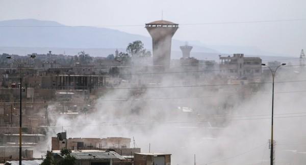 ¿Helicópteros de EEUU salvando a Daesh en el norte de Siria?(videos)