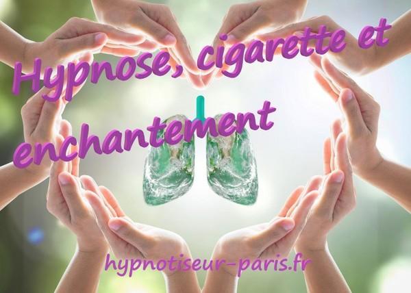 AVIS : HYPNOSE, CIGARETTE ET ENCHANTEMENT - Hypnotiseur à Paris