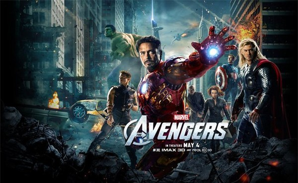The Avengers 2012 Full Movie Download 720p