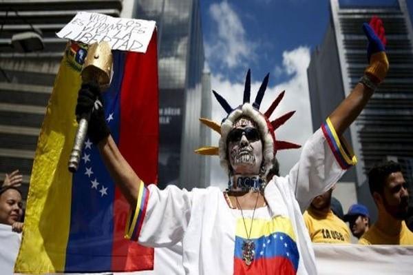 Venezuela y la creación del 'diablo' en latierra