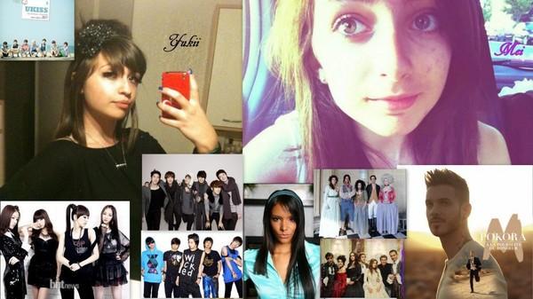 K-pop & F-pop