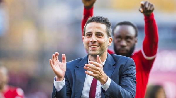 """Ferrera: """"Seulement 5 matches pour accéder à l'Europe"""""""