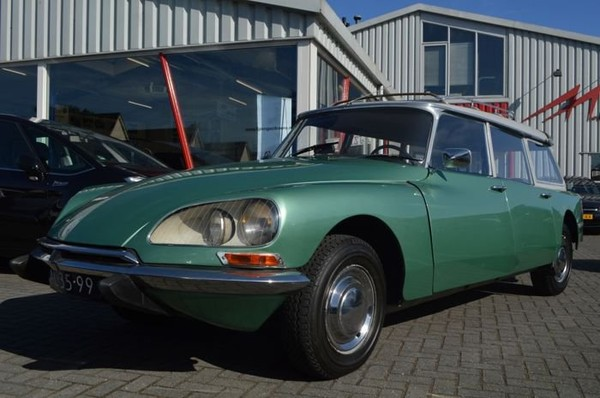 Citroën - DS Break ID20F - 1970 - Catawiki