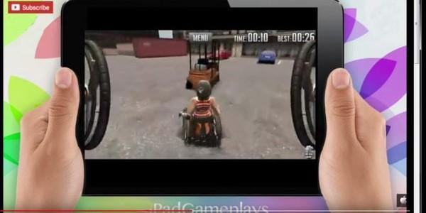 Des jeux vidéo pour vivre des situations de handicap