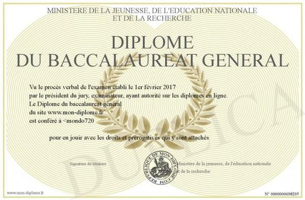 Diplome-du-baccalaureat-general