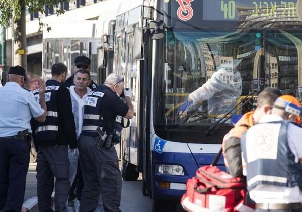 Israël : attaque au couteau dans un bus, une douzaine de blessés