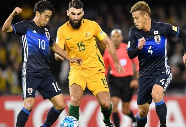 Prediksi Skor Jepang vs Australia 31 Agustus 2017, Kualifikasi Piala Dunia - Top Bola
