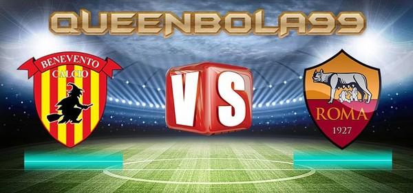 Prediksi Benevento vs AS Roma 20 September 2017