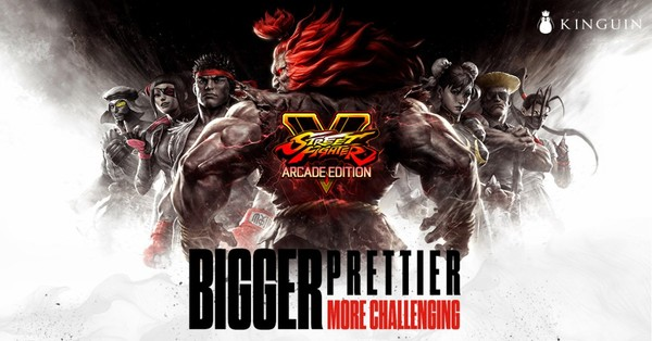 Street Fighter V | Buy on Kinguin