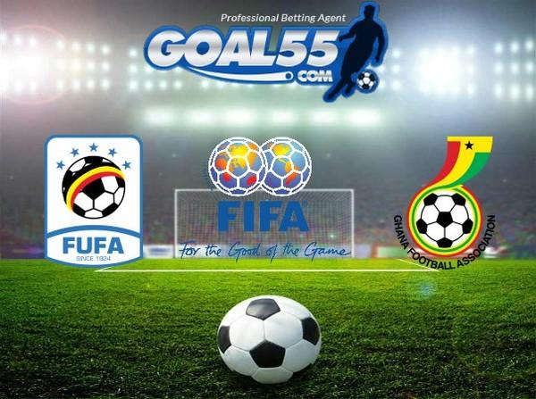 Prediksi Skor Uganda vs Ghana 7 Oktober 2017