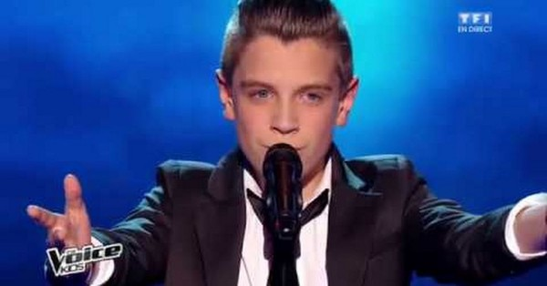 Léo, talent de Louis Bertignac, reprend en direct I will always love you_1280x720.mp4