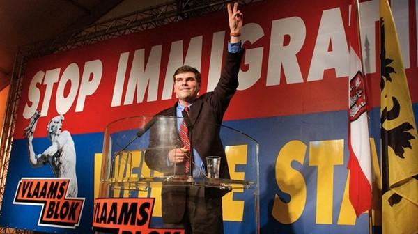 Immigration: De nombreuses propositions du Vlaams Blok mises en oeuvre au cours des 20 dernières années
