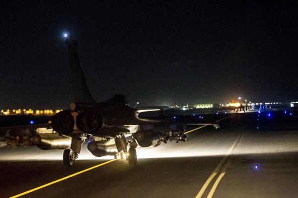«Les frappes en Syrie ont plus l'air d'une vengeance que d'un objectif de guerre»