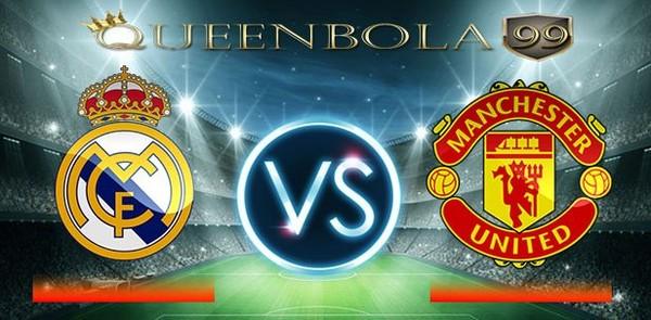 Prediksi Real Madrid vs Manchester United 9 Agustus 2017