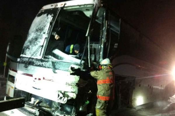Accident d'autocar dans le Bas-Saint-Laurent: le chauffeur, «un héros» | Samuel Auger | Justice et faits divers