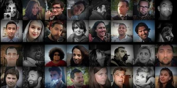 Le mémorial du «Monde» aux victimes des attentats du 13 novembre