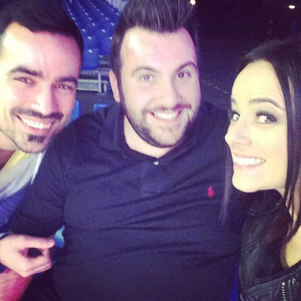 .@alizeeofficiel | Toulouse on est là!!!! ️#dals #tournée @laurentournac #damiensargue | Webstagram