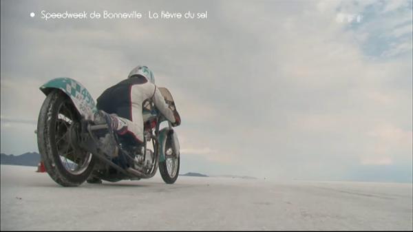 Automoto - Exclusif : Speedweek de Bonneville, la fièvre du sel