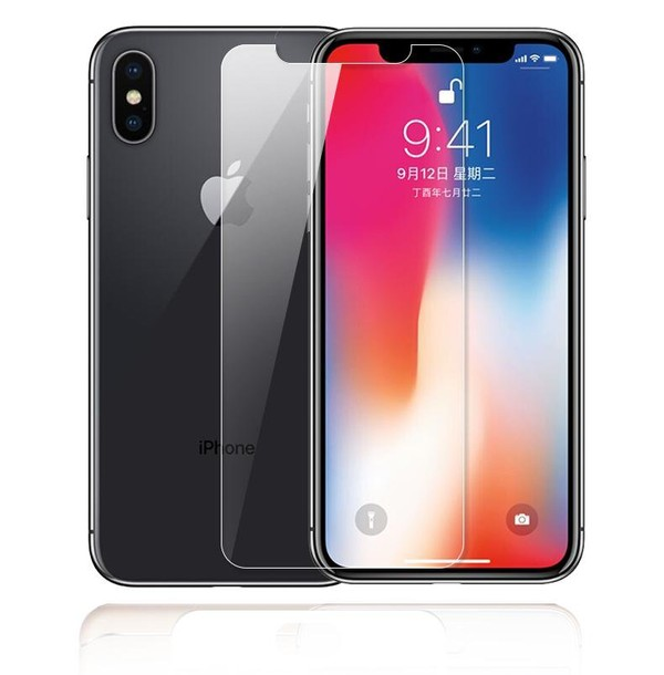 iPhone X Case and Screen Protector
