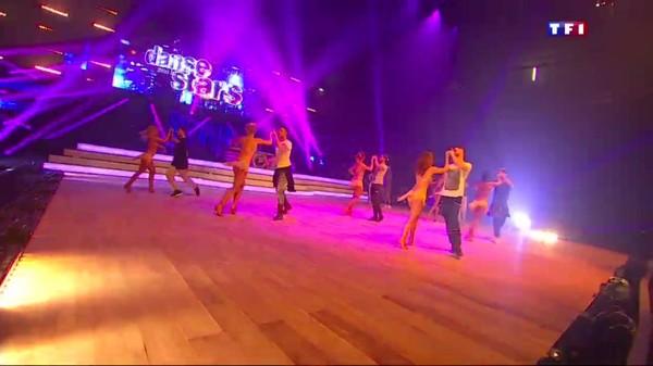 Le journal de 13h - En coulisses : derniers préparatifs de la tournée Danse avec les Stars