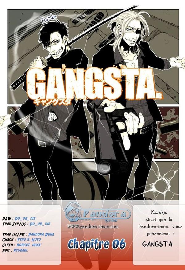 Gangsta. chapitre 6 page 01 en lecture en ligne (LEL) | Lecture-en-ligne.com