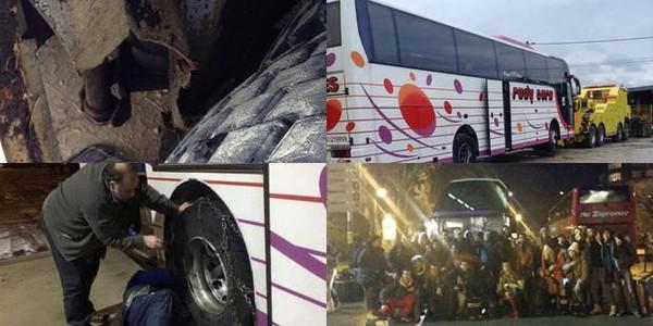 """Retour de ski désastreux avec Skikot: """"Ils ont mis en danger 53 personnes"""""""