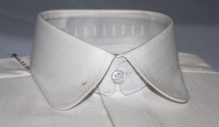 Round Collar Shirt,round Collar Dress Shirts,rounded Collar Shirt
