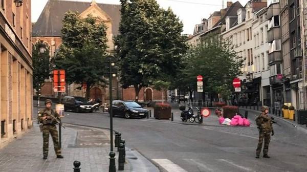 Bruxelles: tentative d'attentat à la Gare centrale, un homme abattu