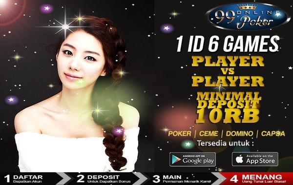 Langkah Pilih Agen Poker Deposit 10rb