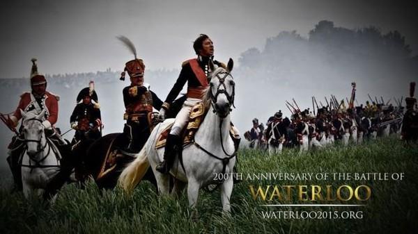 En 2015, Waterloo vous donne rendez-vous avec l'histoire. - Last night in Orient