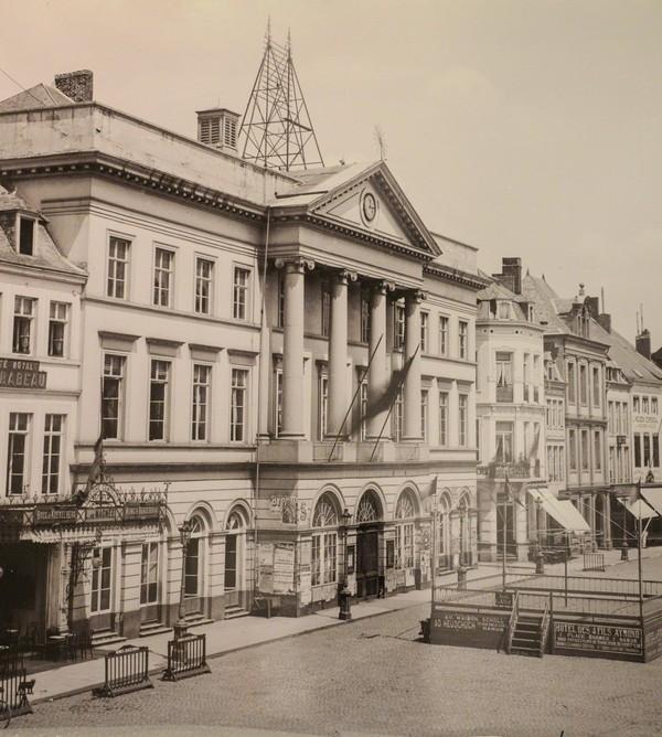 Namur : voici les symboles de l'autorité communale