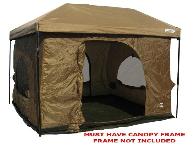 Standing Room 100 hanging Tent | The Best Items