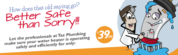 Plumbers Tucson | Free Estimates! Call Taz Plumbing